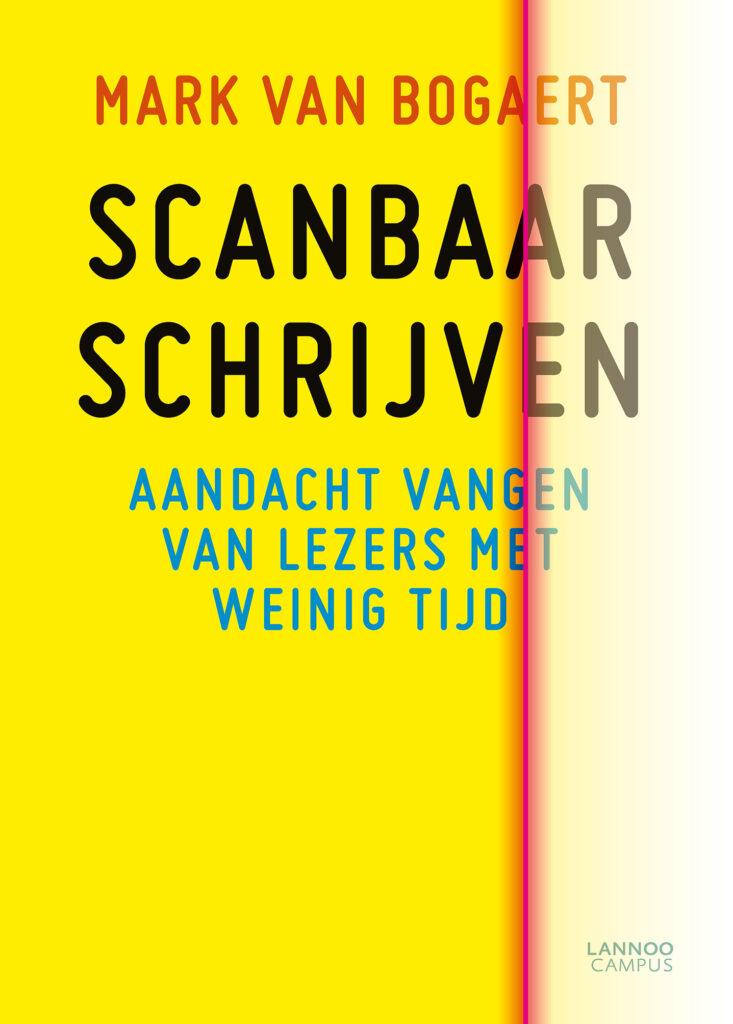 Mark Van Bogaert - Scanbaar schrijven