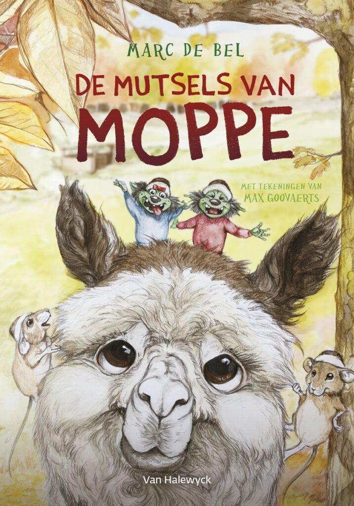 Marc de Bel - De mutsels van Moppe
