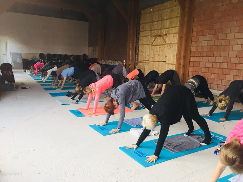 Yoga met Evy (2)