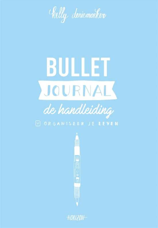 Kelly Deriemaeker - Bullet Journal