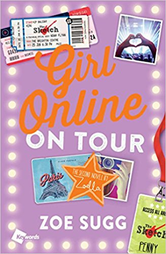 Zoe Sugg - Girl Online on Tour